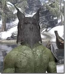 Balorgh - Argonian Male Rear