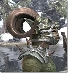 Blood Spawn - Argonian Male Right