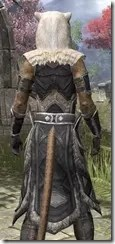 Cavalier of the Sworn Oath - Khajiit Female Close Rear