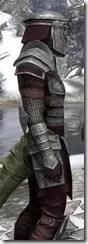 Centurion Dress Armor - Argonian Male Close Side