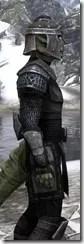 Centurion Field Armor - Argonian Male Close Side