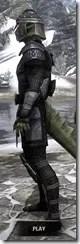 Centurion Field Armor - Argonian Male Side