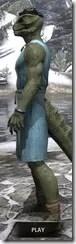 City Isle Tunic Dress - Argonian Male Side