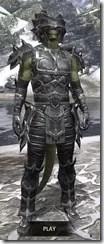 Dark Seducer - Argonian Male Front