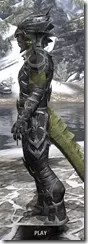 Dark Seducer - Argonian Male Side