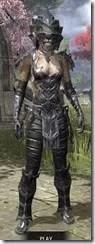 Dark Seducer - Khajiit Female Front