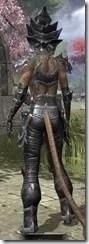 Dark Seducer - Khajiit Female Rear
