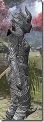 Dremora Iron - Khajiit Female Close Side
