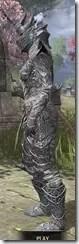 Dremora Iron - Khajiit Female Side