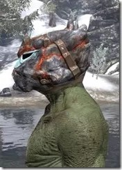 Earthgore - Argonian Male Side