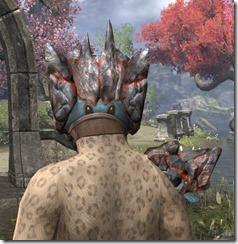 Earthgore - Khajiit Female Rear