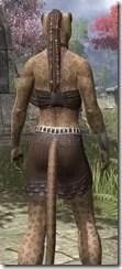 Graht-Climber's Active Wear - Khajiit Female Close Rear