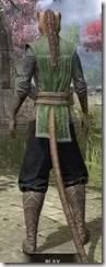 Grazelands Gentlemer Farmer - Khajiit Female Rear