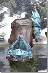 Iceheart - Argonian Male Right