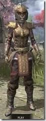 Imperial Chancellor - Khajiit Female Front