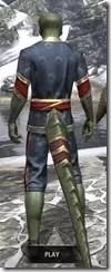Moon-Sugar Festival Suit - Argonian Male Rear