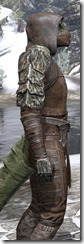 Naryu's Morag Tong Costume - Argonian Male Close Side