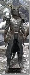 Nedic Duraki Armor - Argonian Male Front