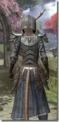 Nedic Duraki Armor - Khajiit Female Close Rear