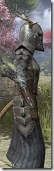 Nedic Duraki Armor - Khajiit Female Close Side