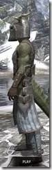 Nedic Keptu Armor - Argonian Male Side