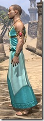 Nibenese Noble's Shawled Robe Male Side
