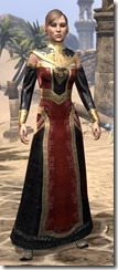 Orc Wise Woman's Vestment Female Front