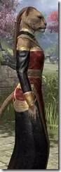 Orc Wise Woman's Vestment Khajiit Female Close Side
