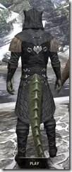 Queen's Eye Spymaster - Argonian Male Rear