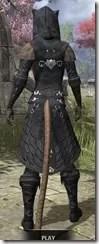 Queen's Eye Spymaster - Khajiit Female Rear