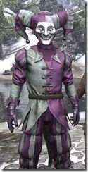Royal Court Jester - Argonian Male Close Front