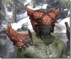 Sellistrix - Argonian Male Front