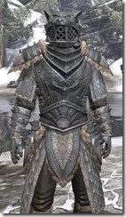Skinchanger Iron - Argonian Male Close Front