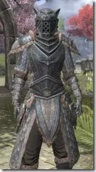 Skinchanger Iron - Khajiit Female Close Front