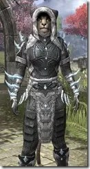 Stahlrim Frostcaster Iron - Khajiit Female Close Front