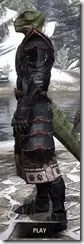 Telvanni Master Wizard - Argonian Male Side