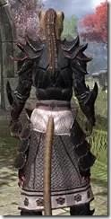 Telvanni Master Wizard - Khajiit Female Close Rear