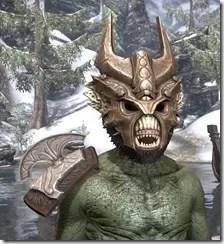 Troll King - Argonian Male Front