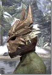 Troll King - Argonian Male Side