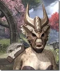 Troll King - Khajiit Female Front
