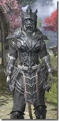 Worm Cult Iron - Khajiit Female Close Front