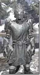 Apostle Iron - Argonian Male Close Front