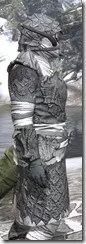Ashlander Iron - Argonian Male Close Side