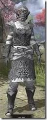 Ashlander Iron - Khajiit Female Front