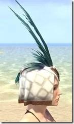 Bonding Rite Headdress Female Right