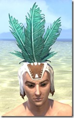 Bonding Rite Headdress Male Front