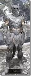 Ebonshadow Iron - Argonian Male Front