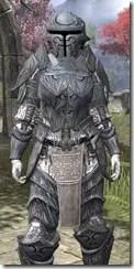 Hlaalu Iron - Khajiit Female Close Front