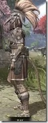Mazzatun Iron - Khajiit Female Side