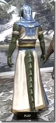 Priestess of Mara Argonian Male Rear